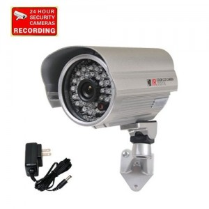 VideoSecu Outdoor Day Night IR Bullet Security Camera