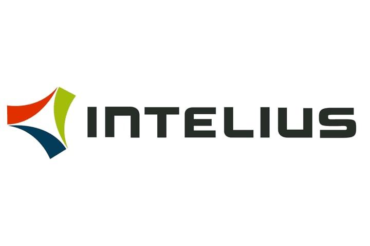 Intelius review logo