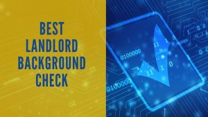 Landlord Background Check