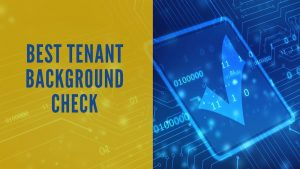 Tenant Background Check