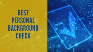 Personal Background Check
